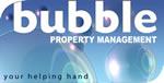bubble property managment logo