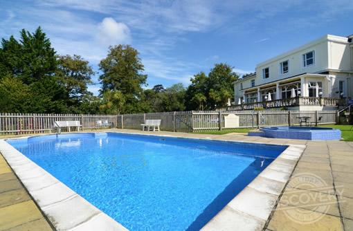 lincombe swimming pool